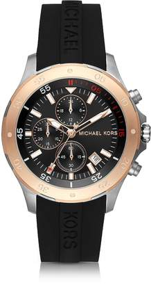 Michael Kors Walsh Stainless Steel Men's Chronograph Watch