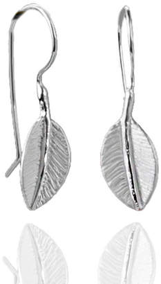 da5fc4da1 Martha Jackson Sterling Silver Sterling Silver Sugar Leaf Earrings