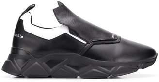Frankie Morello sports sneakers