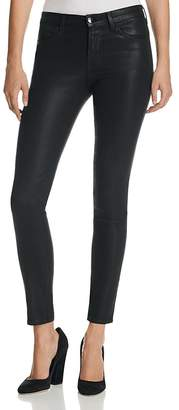 J Brand 620 Mid Rise Super Skinny Jeans in Fearless