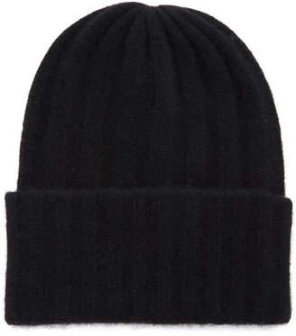 The Elder Statesman Short Bunny Echo Hat