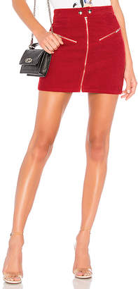 by the way. Malika Corduroy Mini Skirt