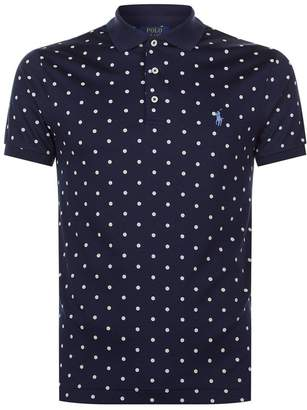 Polo Ralph Lauren Polka Dot Polo Shirt