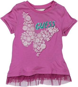 GUESS T-shirts - Item 12125373CX