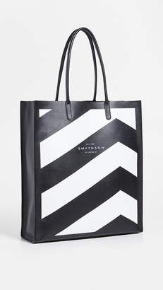 Smythson Kingly North South Tote