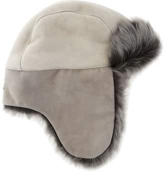 UGG Toscana Long Pile Trapper Hat - Women's