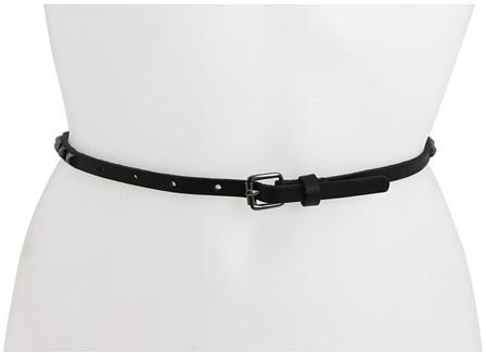 Linea Pelle - Rounded Pyramid Skinny Hip Belt