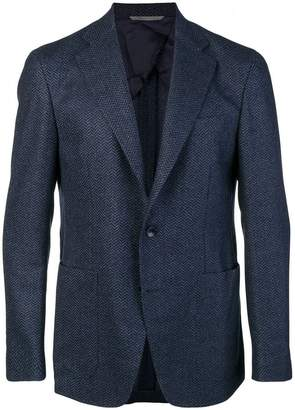Canali tailored suit jacket