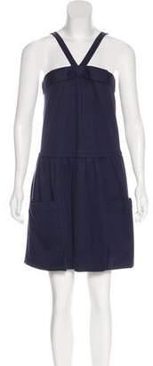 Stella McCartney Bow-Accented Mini Dress