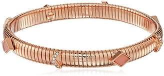 Vera Bradley Stylist Rose Gold Charm Bracelet