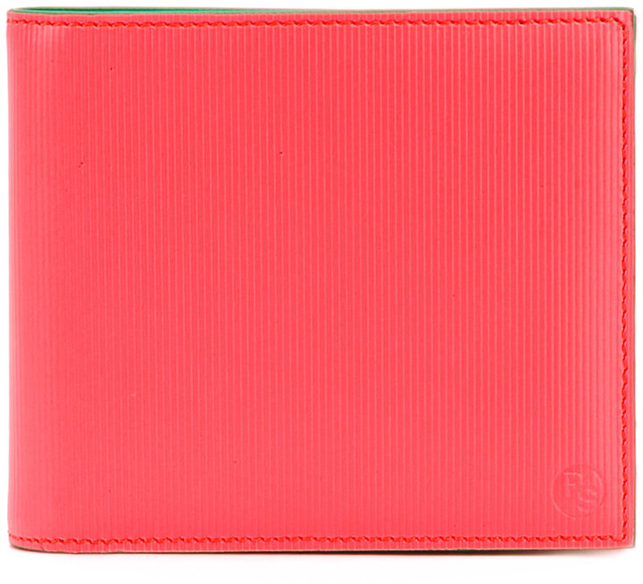 Paul SmithPs By Paul Smith contrast lined wallet