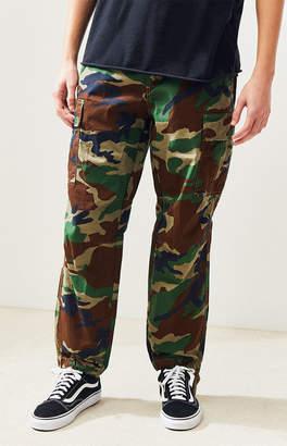 c5c819f618 PacSun Workwear Camo Baggy Cargo Pants