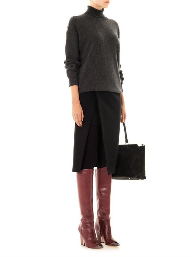 Sam Edelman Maureen leather boots