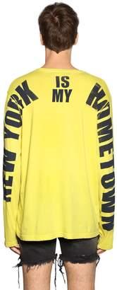 Faith Connexion My Hometown Jersey Long Sleeve T-Shirt