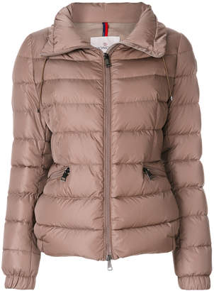 Moncler spread collar padded jacket