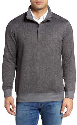 Tommy Bahama Pro Formance Quarter Zip Sweater $128 thestylecure.com