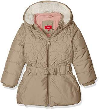 S'Oliver Baby Girls' 59.809.52.7019 Coat