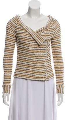 IRO Striped Tweed Jacket w/ Tags