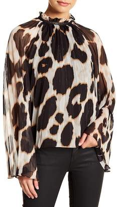 The Jetset Diaries TJD Elektra Woven Blouse