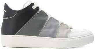 Ermenegildo Zegna gradient effect sneakers