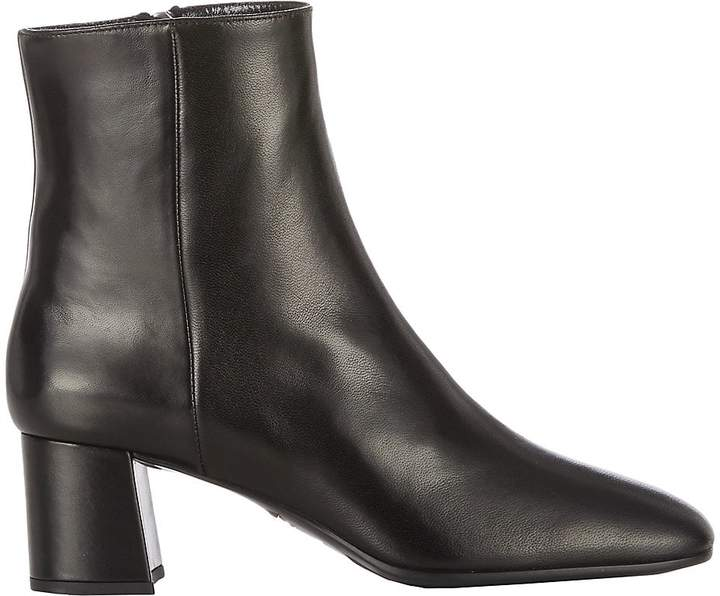 Prada Women's Tapered-Toe Ankle Boots