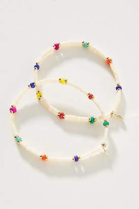 At Anthropologie Shashi Tilly Bracelet Set