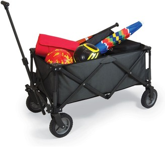 Picnic Time Adventure Folding Utility Wagon