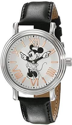 Disney Women's W001858 Minnie Mouse Analog Display Analog Quartz Watch