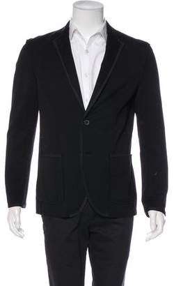 Lanvin Unlined Wool-Blend Blazer