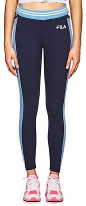 Fila Women's Shnia Rib-Knit Stretch-Cotton Leggings