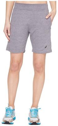 ASICS - Abby 7 Long Shorts Women's Shorts $45 thestylecure.com