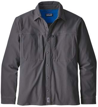 Patagonia Men's Long-Sleeved Snap-Dry Shirt