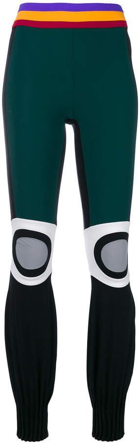 No Ka' Oi color block leggings