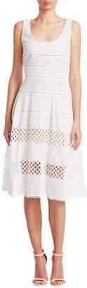 Carolina Herrera Midi Dress