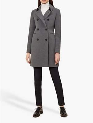 Kester Coat, Charcoal Grey