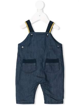 Hygge Knot denim overalls