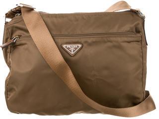 pradaPrada Tessuto Crossbody Bag