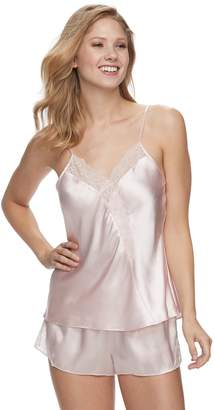 Apt. 9 Women's Satin Cami & Shorts Pajama Set