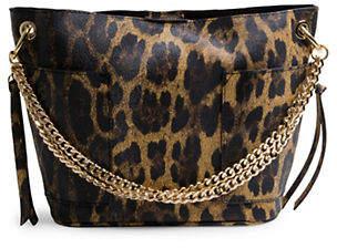 Steve Madden BBettie Leopard-Print Shoulder Bag