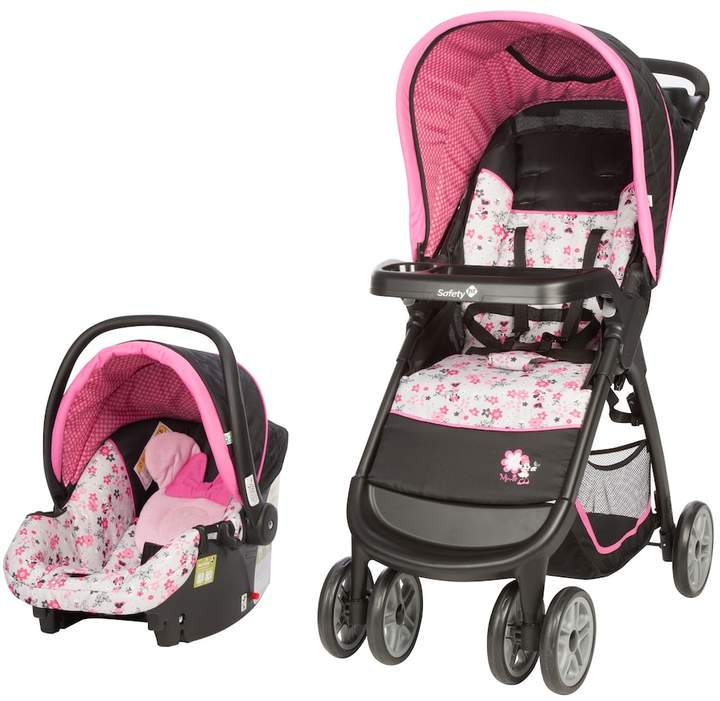 Disney Disney's Minnie Mouse Light 'n Comfy Travel System