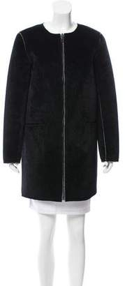 Eleven Paris ElevenParis Reversible Neoprene Coat