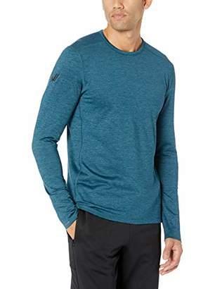 Peak Velocity Men's Thermal Long Sleeve Athletic-Fit Shirt