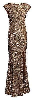 Rachel Gilbert Women's Seraphina Sequin Gown