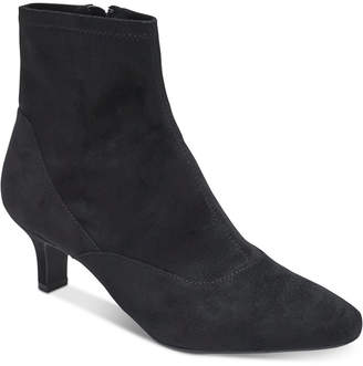 Rockport Kimly Stretch Booties Women's Shoes