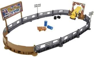 Cars 3 Crazy 8 Fire Barrel Playset