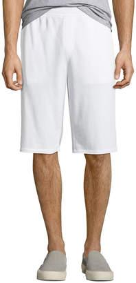 ATM Anthony Thomas Melillo Men's Textured Raw-Edge Shorts