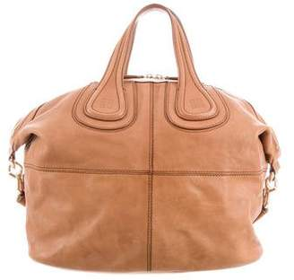 Givenchy Leather Nightingale Bag