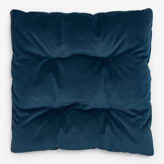 SABA Velvet Pillow Blue