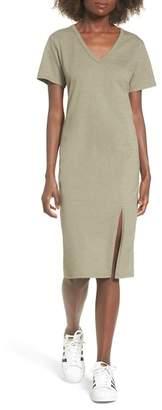 Socialite Knee Length T-Shirt Dress