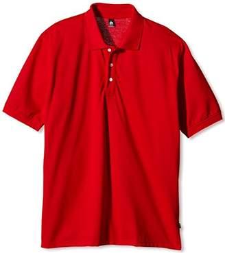 Trigema Women's Damen Polo-Shirt Ohne Schwinge Polo Shirt - White